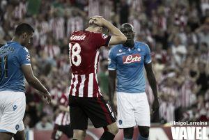 El Athletic, el más castigado por el desgaste de la Champions League