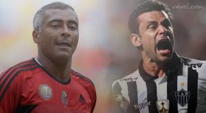 Destaque do Atlético-MG, Fred tem dupla frente de disputa com Romário