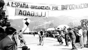 La Vuelta a 80 ans