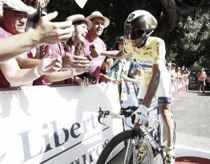 """Entrevista. Gustavo César Veloso: """"Quiero seguir compitiendo y disfrutando del ciclismo"""""""