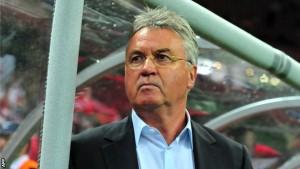 Guus Hiddink abandona el Anzhi