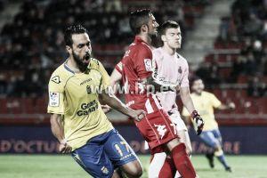 Girona - Las Palmas: puntuaciones de Las Palmas, jornada 12