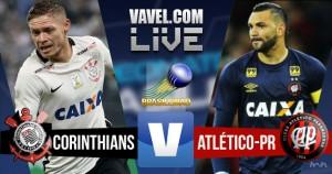 Resultado Corinthians x Atlético-PR no Campeonato Brasileiro 2016 (0-0)