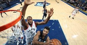 NBA - Toronto marcia sui Grizzlies, Denver inguaia Orlando