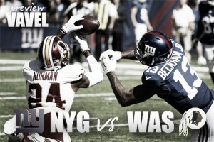 New York Giants vs Washington Redskins preview: Redskins looking to join Giants in the playoffs