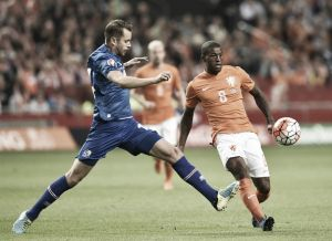 Netherlands 0-1 Iceland: Sigurdsson stays ice-cool from the spot to seal three points