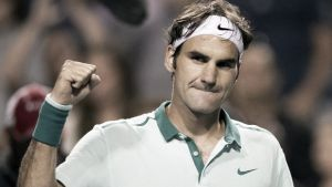 Federer arrolló a Feliciano