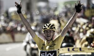 Tour de France: Chris Froome decimates field to win stage ten, whilst extending his overall lead