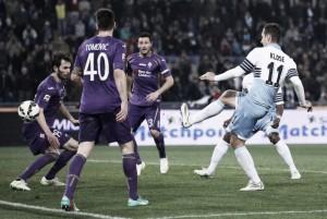 Live Fiorentina - Lazio, diretta Serie A 2015/2016 (1-3): colpo grosso della Lazio. Fiorentina ko.