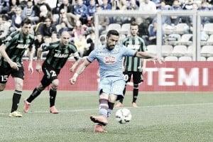 Live Sassuolo - Torino in Serie A 2015/2016 (1-1): Acerbi risponde a Belotti, parità al Mapei Stadium