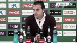 """Rubén Baraja: """"La victoria puede ser la llave de los playoff"""""""