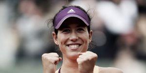 Muguruza tira de oficio para pasar a tercera ronda en Indian Wells