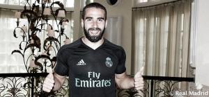 Real Madrid continua 'blindagem' do elenco e renova com Dani Carvajal até 2022