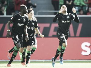 VfL Wolfsburg 2-2 Hannover 96: Sané's magical bicycle-kick gives Frontzeck his first point