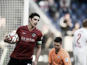 Hannover 96 1-1 VfB Stuttgart: Lars Stindl secures a point for the hosts