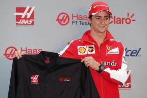 Haas F1 team ficha a Esteban Gutiérrez