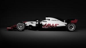Haas é a primeira equipe a divulgar imagens do carro para a temporada 2018 da Fórmula 1