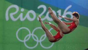Rio 2016- Tuffi, sincro 10 metri donne: terzo oro per la Cina, argento Malesia, bronzo thrilling per il Canada