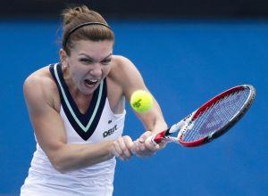 Halep-Radwanska y Jankovic-Kerber, semifinales del torneo de Doha