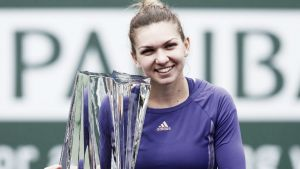 Simona Halep sweeps BNP Paribas Open title with marathon victory over former champion