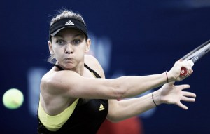 Simona Halep: I could not feel the ball