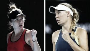 Australian Open: tudo que você precisa saber sobre Simona Halep x Caroline Wozniacki