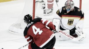 Taylor Hall Scores Hat Trick To Lead Canada In 10-0 Rout Of Germany