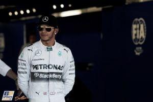 "Lewis Hamilton: ""No ha sido una vuelta perfecta"""
