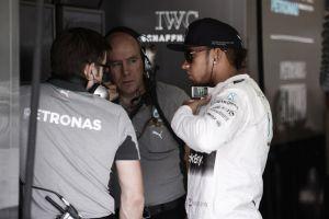 Mercedes podría suprimir las órdenes de equipo