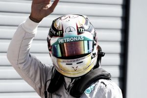 """Lewis Hamilton: """"Espero que consigamos un gran resultado para el equipo"""""""