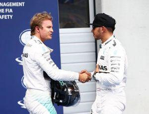 """Hamilton e Rosberg verso Spa: """"Tanta voglia di tornare in pista"""""""