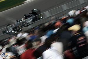 Lewis Hamilton lidera los Libres 3 del Gran Premio de Canadá