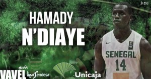 Unicaja 2016/17: Hamady N'Diaye