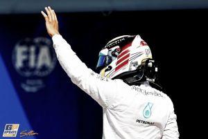 Lewis Hamilton le gana la primera batalla a Nico Rosberg en Monza