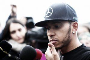 """Lewis Hamilton: """"No puedo esperar más a competir"""""""