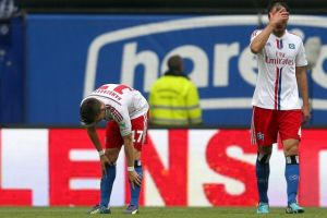 The Early Relegation Candidates In The Bundesliga