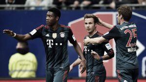 La inspiración de Götze revive al Bayern de Múnich y entierra al Hamburgo