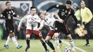 Resultado Hamburgo vs Bayern de Múnich en Bundesliga 2016: Made In Lewandowski (1-2)