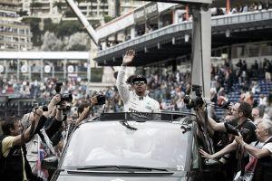 """Lewis Hamilton: """"No puedo explicar como me siento"""""""