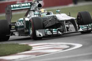 In Canada libere 1 nel segno di Hamilton e Mercedes