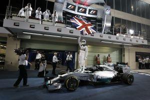 Formula 1, la stagione 2014 in 10 immagini