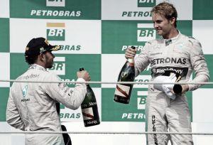 La fórmula. GP de Brasil de F1 2014: Nico resiste, Lewis se humaniza