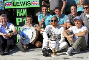 """Hamilton: """"Una delle vittorie più importanti della mia vita"""""""