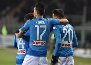 Hamsik, Maradona e la scimmia che può scendere dalla spalla