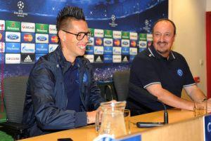 """Slovan-Napoli, Benitez: """"Turnover? Aiuterà la squadra in tutte le competizioni"""". Hamsik: """"Gara speciale, sarà emozionante"""""""