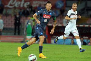 Napoli - Palermo: azzurri in cerca di una nuova vittoria