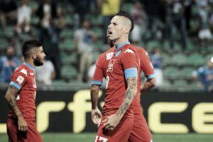 """Hamsik: """"Felici del successo. Palermo? Sarebbe bello vedere il San Paolo pieno al nostro fianco"""""""
