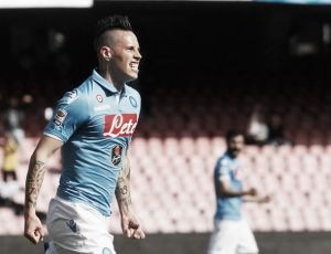 Hamsik: Winning Europa League would be big for us