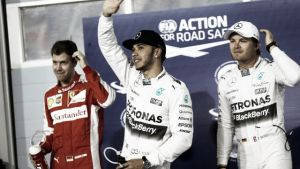 Hamilton ready for competitive fight with Vettel
