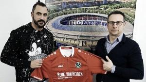 Hugo Almeida se incorpora a las filas del Hannover